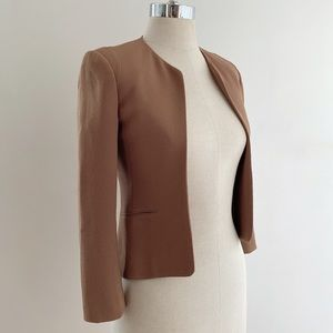 ❗️PRICE DROP❗️ Aritzia Wilfred Tan Blazer
